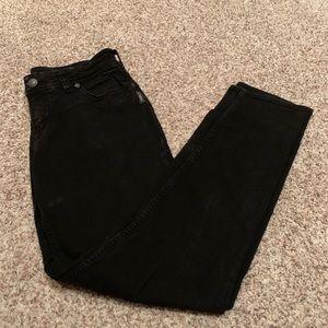 Black Silver Jeans